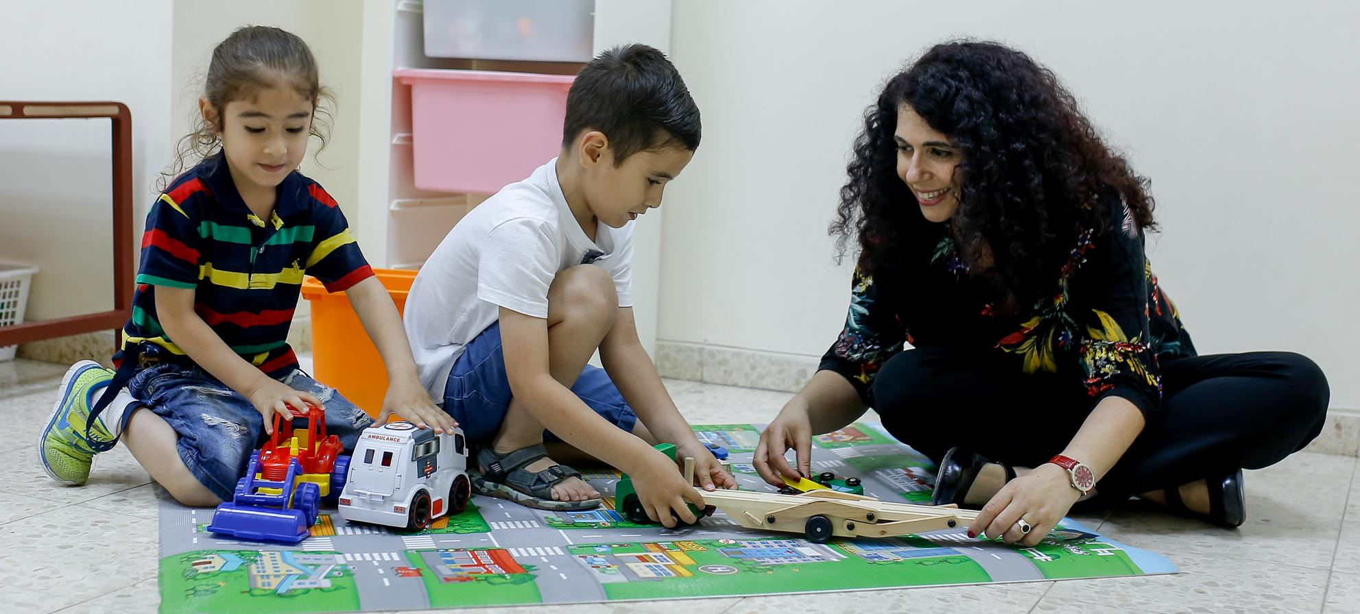 התפתחות הילד ואוטיזם